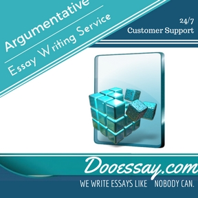 Argumentative Essay Writing Service
