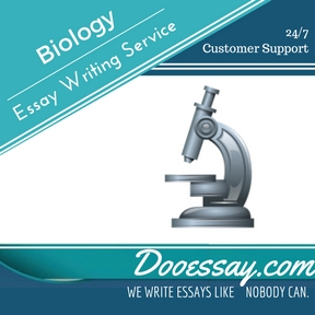 Biology Essay Writing Service