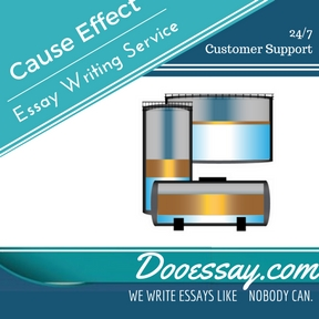 Cause Effect Essay Writing Service