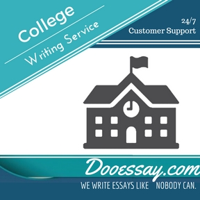 University writing services