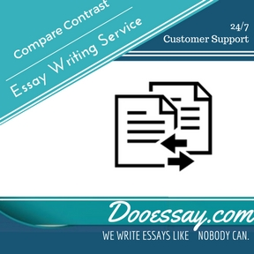 Compare Contrast Essay Writing Service