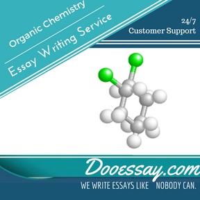 Organic Chemistry Essay Writing Service