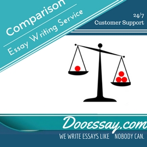 Comparison Essay Writing Service