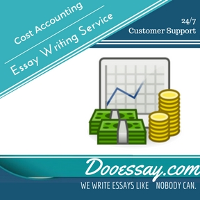 Cost Accounting Essay Writing Service