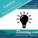 Creative Essay Writing Service