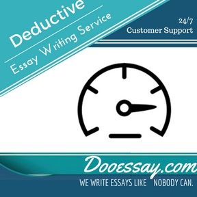 Deductive Essay Writing Service