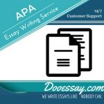 APA Essay Writing Service