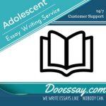 Adolescent Essay Writing Service