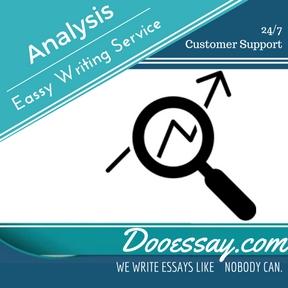 Analysis Eassy Writing Service