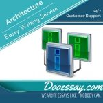 Architecture Essay Writing Service