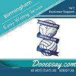 Birmingham Essay Writing Service