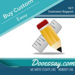 Buy Custom Essay