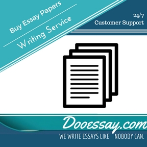 Buy Essay Papers Writing Service