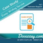 Case Study Essay Writing Service