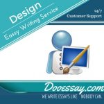 Design Essay Writing Service