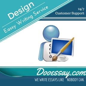 Design Essay Writing Service