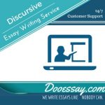 Discursive Essay Writing Service
