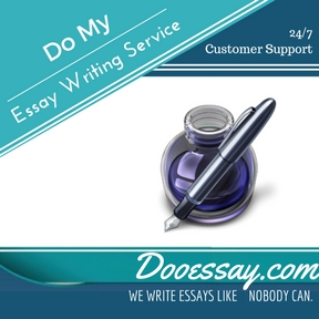 Do My Essay Writing Service