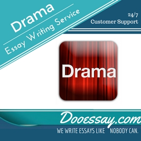 Drama Essay Writing Service