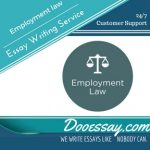 Employment law Essay Writing Service