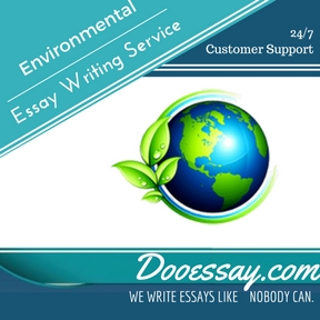 Environmental Essay Writing Service