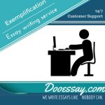 Exemplification Essay Writing Service