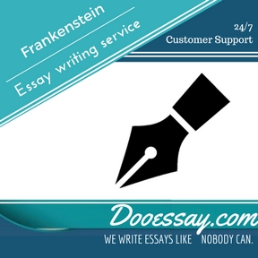 Frankenstein Essay Writing Service