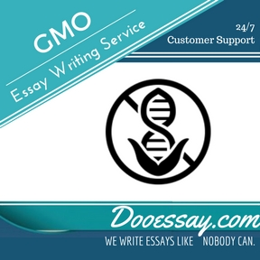GMO Essay Writing Service
