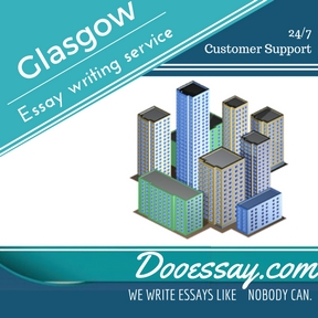 Glasgow Essay writing service