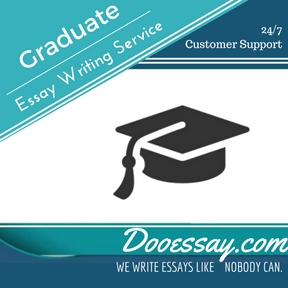 Graduate school paper writing service