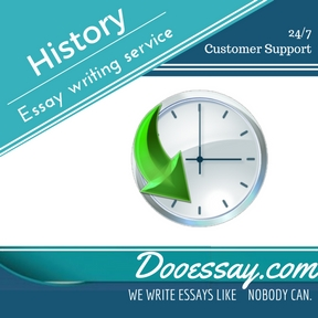History Essay Writing Service