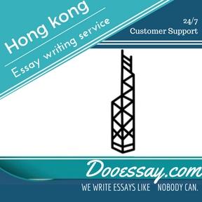 Hong kong Essay writing service