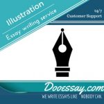 Illustration Essay writing service