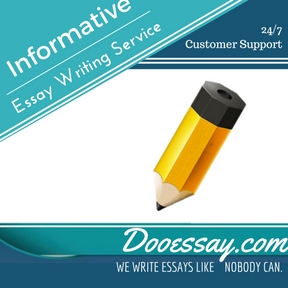 Informative Essay Writing Service