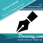 Julius Caesar Essay Writing Service