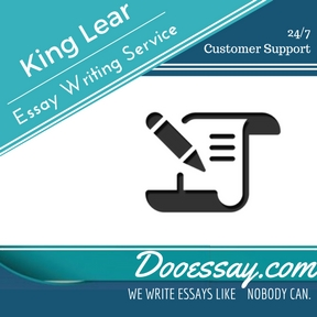 King Lear Essay Writing Service