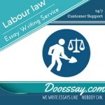 Labour law Essay Writing Service