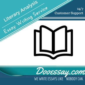 Literary Analysis Essay Writing Service