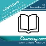 Literature Essay Writing Service