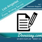 Los Angeles Essay Writing Service