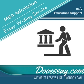 Mba admission essay writing services
