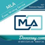 MLA Essay Writing Service