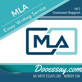 MLA Essay Writing Service