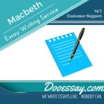 Macbeth Essay Writing Service
