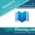Master's Essay Writing Service