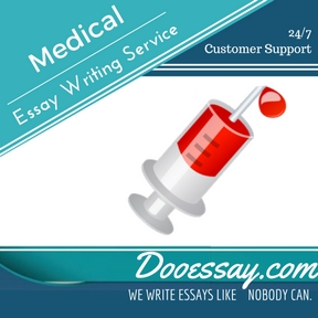 Medical Essay Writing Service