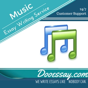 Music Essay Writing Service