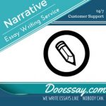Narrative Essay Writing Service
