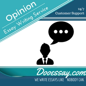 Opinion Essay Writing service
