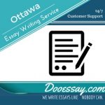 Ottawa Essay Writing Service